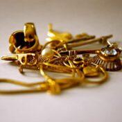 Eladó arany ékszerek
